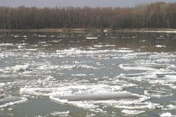 The Urals, the Volga region and Siberia preparing for the arrival of the big water