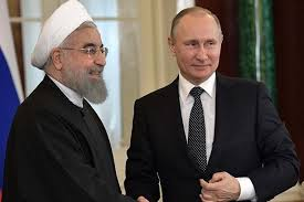 Putin discussed with Rouhani the situation in Syria after airstrike