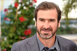 Eric Cantona got naked for the cover of Elle magazine (photo)