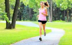 Jogging will help to improve memory