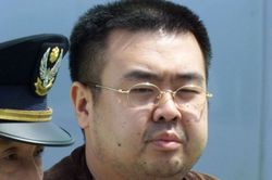 The body of Kim Jong-Nam was identified