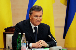 Yanukovych was stripped of the title of President