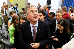 Jeb Bush admitted to Smoking marijuana
