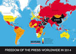 """Reporters without borders"" has recognized the illegal inclusion of correspondents in the black list of Ukraine"