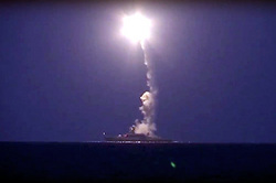 Russia has done in Syria, the strikes using cruise missiles