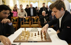 The best grandmasters of Russia have gathered in Novosibirsk