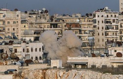 Gunmen in Syria have fired a number of settlements