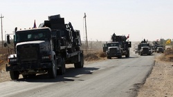 Iraqi forces ready to recapture Mosul