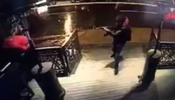 In Turkey, the police arrested the terrorist who attacked a nightclub