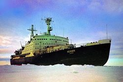 "Icebreaker ""Lenin"" has become a laboratory of innovation"