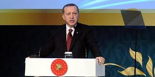 Erdogan rebuked the UN for failing to solve global problems