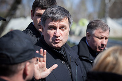 Avakov stated that the capture of the murderers of Elderberry