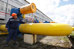Gazprom will hold a pipeline to Germany