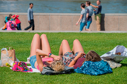 Muscovites promised 30 degrees in September
