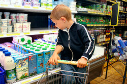 In Transnistria has dropped the prices of the products