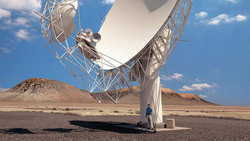 The Meerkat telescope discovered thousands of new galaxies