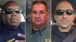 In the United States killed three law enforcement officers
