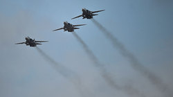In Syria to return ready Russian su-24 bombers