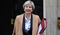Theresa may intends to seek early elections