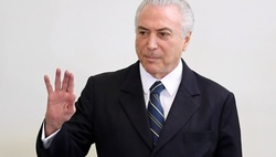 The leadership of Brazil caught in another bribery scandal