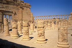 The militants of the Islamic state beheaded the guardian Palmyra
