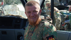 In the Donbass, said goodbye to his militia commander Arseny Pavlov
