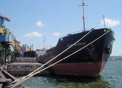 "In the Black sea sank the cargo ship ""Heroes of Arsenal"""