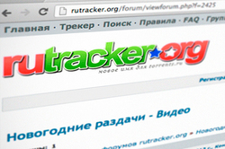 Rutracker org will be closed for the day