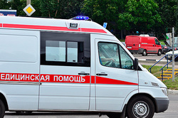 In the Altai region in an accident killed a family of 5