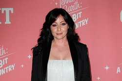 Actress Shannen Doherty has cancer