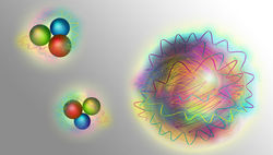 "Physicists closer to finding ""particles of force"""