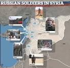 The media announced the death of three Russian soldiers in Latakia