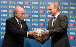 Putin will take part in the draw ceremony of the 2018 world Cup