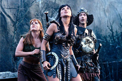 """Xena warrior Princess"" will be continued"