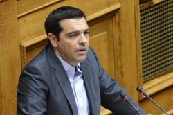 The President of Greece has accepted the resignation Tsipras
