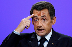 In France, Nicolas Sarkozy leaves the presidential race