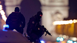 A man opened fire in Central Paris