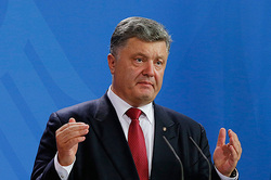 Poroshenko told about intimacy with NATO