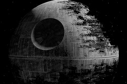 "Astronomers have found a ""death Star"""