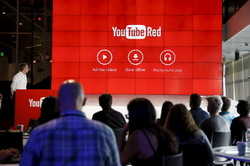 YouTube on October 28 will introduce a paid subscription