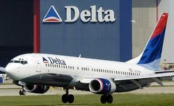"Two passengers were removed from the aircraft ""Delta"" in London"