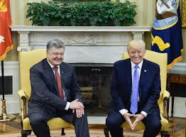 Poroshenko received guarantees of immunity from the United States, the media are writing