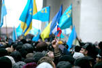 Crimean authorities accused Ukraine of speculation on the subject of the Crimean Tatars
