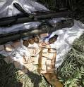 SBU seized four grenade near Dnepropetrovsk when you try to sell