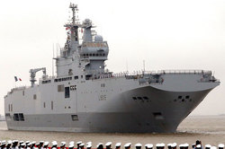 "On the ""Mistral"" targeting Egypt"