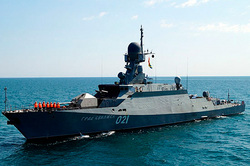 "The Russian Navy will be replenished with missile ships ""Buyan"""