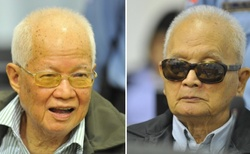 In Cambodia, the court rejected an appeal by Khmer Rouge leaders