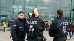 In Germany, the police foiled another terrorist attack
