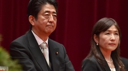 In Japan is gaining momentum corruption scandal