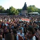 The number of protesters in the center of Yerevan increased to 4 thousand People